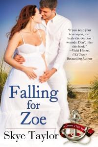 Falling for Zoe - 600x900x300