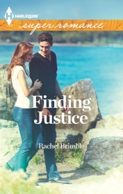 Finding Justice cover